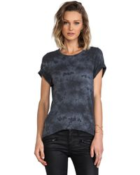 Cast Of Vices - Tie Dye Tee - Lyst