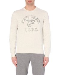 Ralph Lauren Graphic-Print Sweatshirt - For Men - Lyst