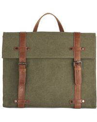 Nila Anthony | Camp Director Backpack in Moss | Lyst
