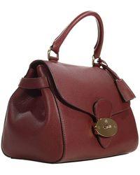 Mulberry Handbag Prim Rose Polished Calf - Lyst