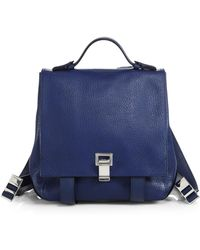 Proenza Schouler Ps Small Backpack - Lyst