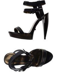 Lanvin Sandals - Lyst