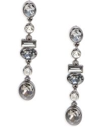 Catherine Stein | Faceted Drop Earrings | Lyst
