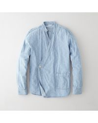 Steven Alan Karate Shirt Jacket - Lyst