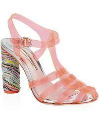Sophia Webster Rosa 100 Jelly Sandal - Lyst