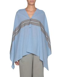 AVN - Cotton Cape - Lyst