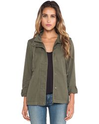 Velvet By Graham & Spencer G Rida Jacket - Lyst