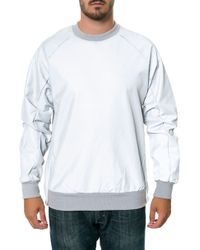 Crooks And Castles The Lumin Sweatshirt - Lyst