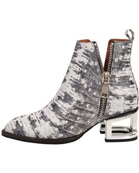 Jeffrey Campbell Boone-Mh gray - Lyst