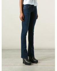 Ralph Lauren Blue Label - Zampa Jeans - Lyst
