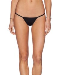 Minimale Animale The Lucid String Bikini Bottom - Lyst