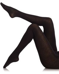 Fogal - Cotton And Cashmere Tights - Lyst