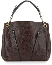 orYANY | Bette Embossed-leather Tote Bag | Lyst