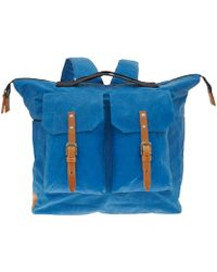 Ally Capellino - Blue Frank Backpack - Lyst