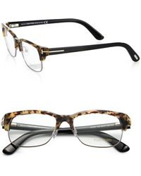 Tom Ford Full-Rim Optical Glasses - Lyst