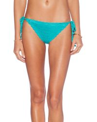 Lisa Maree Down To The Wire Bikini Top - Lyst