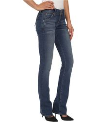 Hudson Beth Baby Bootcut Jeans In Hollywoodland - Lyst
