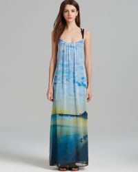 Twelfth Street by Cynthia Vincent Maxi Dress Multi Strap Beach Photo - Lyst