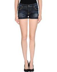 Wesc - Denim Shorts - Lyst