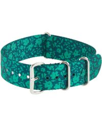 J.Crew Patterned Watch Strap - Lyst