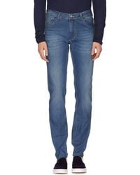 X-cape - Denim Trousers - Lyst