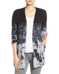 Young Fabulous & Broke - 'tia' Open Front Cardigan - Lyst