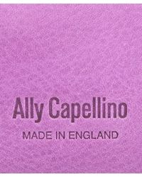 Ally Capellino - Purple Katherine Sunglasses Case - Lyst