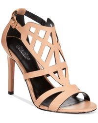 Charles By Charles David Illustrate Dress Sandals - Lyst