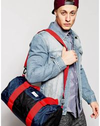 Farah - Packaway Barrel Bag - Lyst