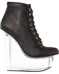 Jeffrey Campbell The Balfour Bootie - Lyst