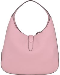 Gucci Borsa Rose Baby Candy Jackie Soft - Lyst