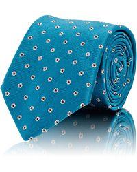 Bigi | Flower-embroidered Necktie | Lyst