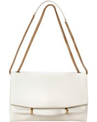 Nina Ricci Marchã© Chain Shoulder Strap Bag Marchã© Chain Shoulder Strap Bag - Lyst