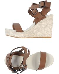 Lacoste - Wedge - Lyst