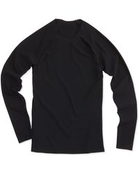 Commando Longsleeve Rashguard Licorice - Lyst