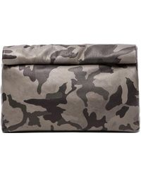 Marie Turnor Animal Lunch Clutch - Lyst