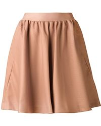By Malene Birger Zosima Circle Skirt - Lyst