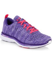 Athletic Propulsion Labs Techloom Knit Sneakers - Lyst