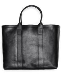 Lotuff Leather - Working Tote - Lyst