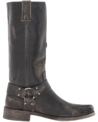 Frye Smith Harness Tall - Lyst