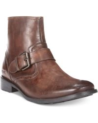 Kenneth Cole Reaction Big Buck-s Boots - Lyst