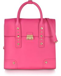 Juicy Couture Brentwood Leather Satchel - Lyst