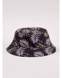 LAC - Bk Bohemian Bucket Hat - Lyst