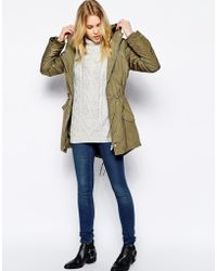 Oasis New Ruby Parka - Lyst