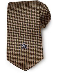 Brooks Brothers Vanderbilt University Chevron Tie - Lyst