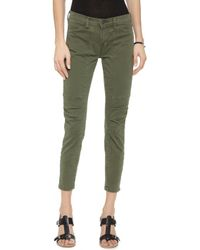 J Brand Ginger Utility Pants - Jungle - Lyst