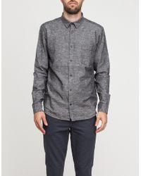 Cheap Monday Neo Shirt in Black - Lyst