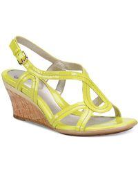 Söfft - Women'S Paharita Wedge Sandals - Lyst
