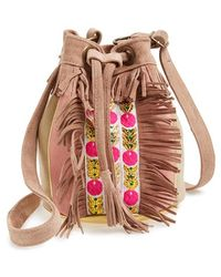 8e6589a894 Hipanema - Amenapih 'Cheyenne' Crossbody Bucket Bag - Lyst
