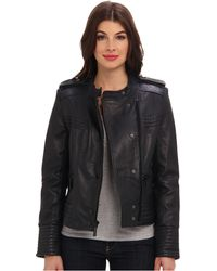 Vince Camuto jackets leather jackets casual jackets - Lyst